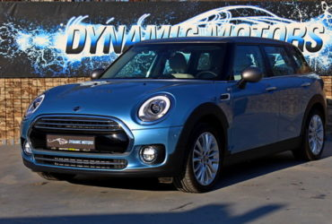 01 MINI clubman BLUE 2017